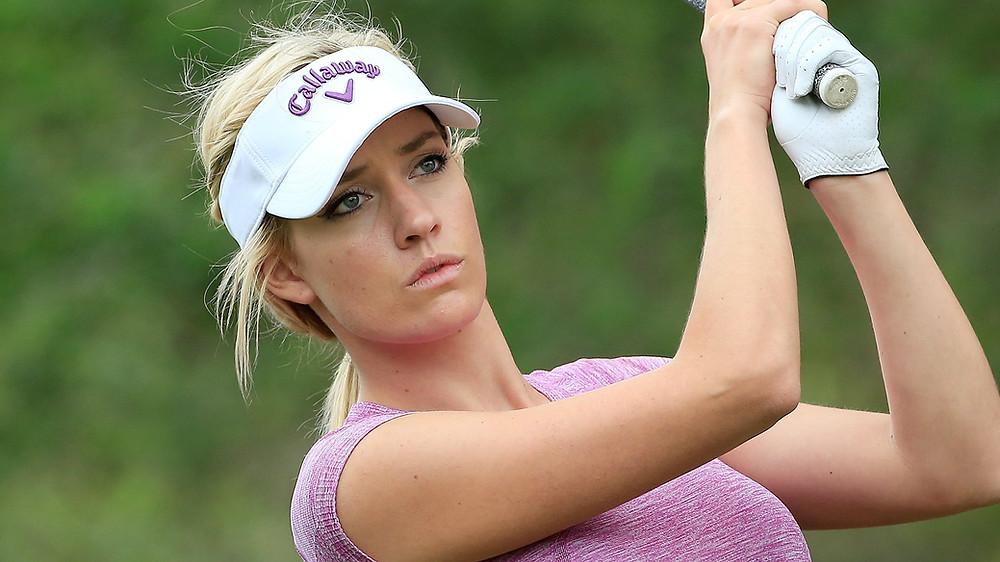 Paige Spiranac Golfer
