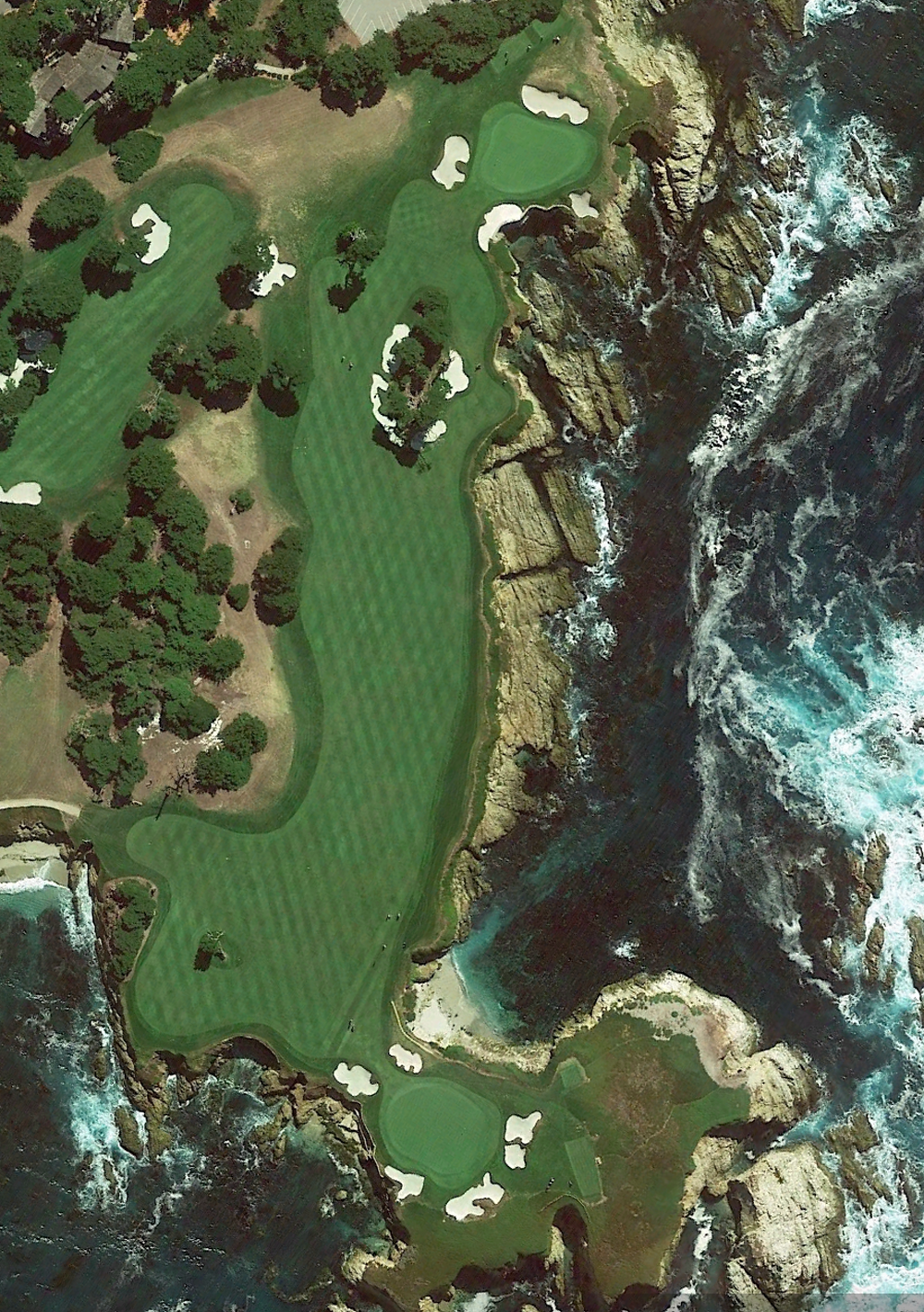Cypress Point Golf Architecture