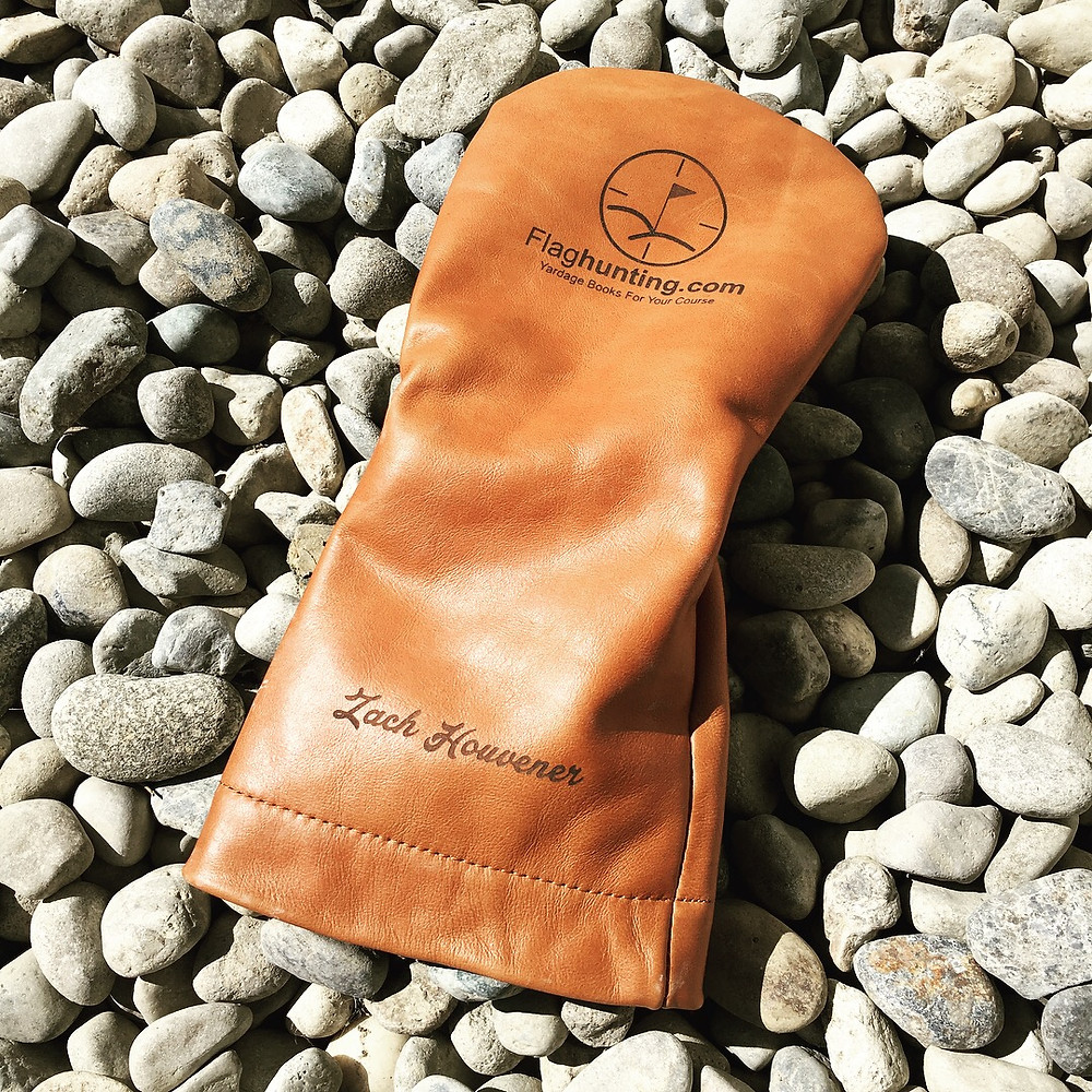 Driver Cover Ace of Clubs