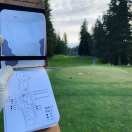 How to Use Your Yardage Book in 2019