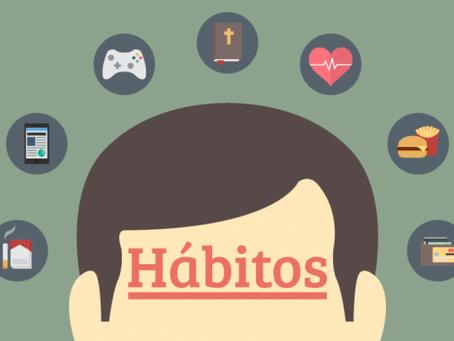 Mudança de hábitos. Por que é difícil mudar?