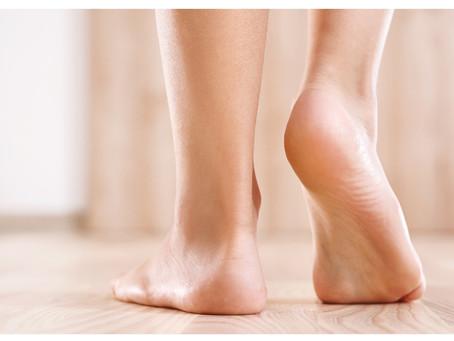 Você sabe a importância do movimento para os nossos pés?