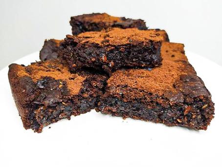 Brownie Vegan da Maria Açucarada