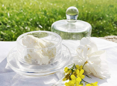 Manteiga Caseira