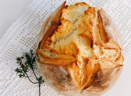 Pão Rápido (sem levedar)