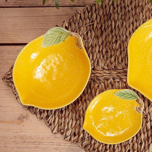 Sicilian Lemon Bowl