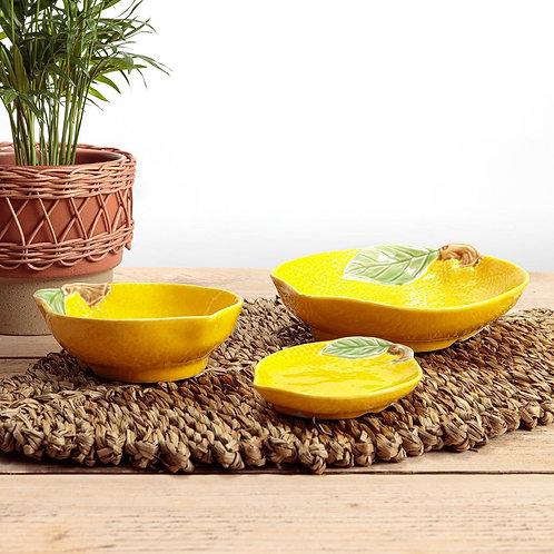Sicilian Lemon Plate