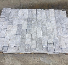 Split Face Tiles - Glitz