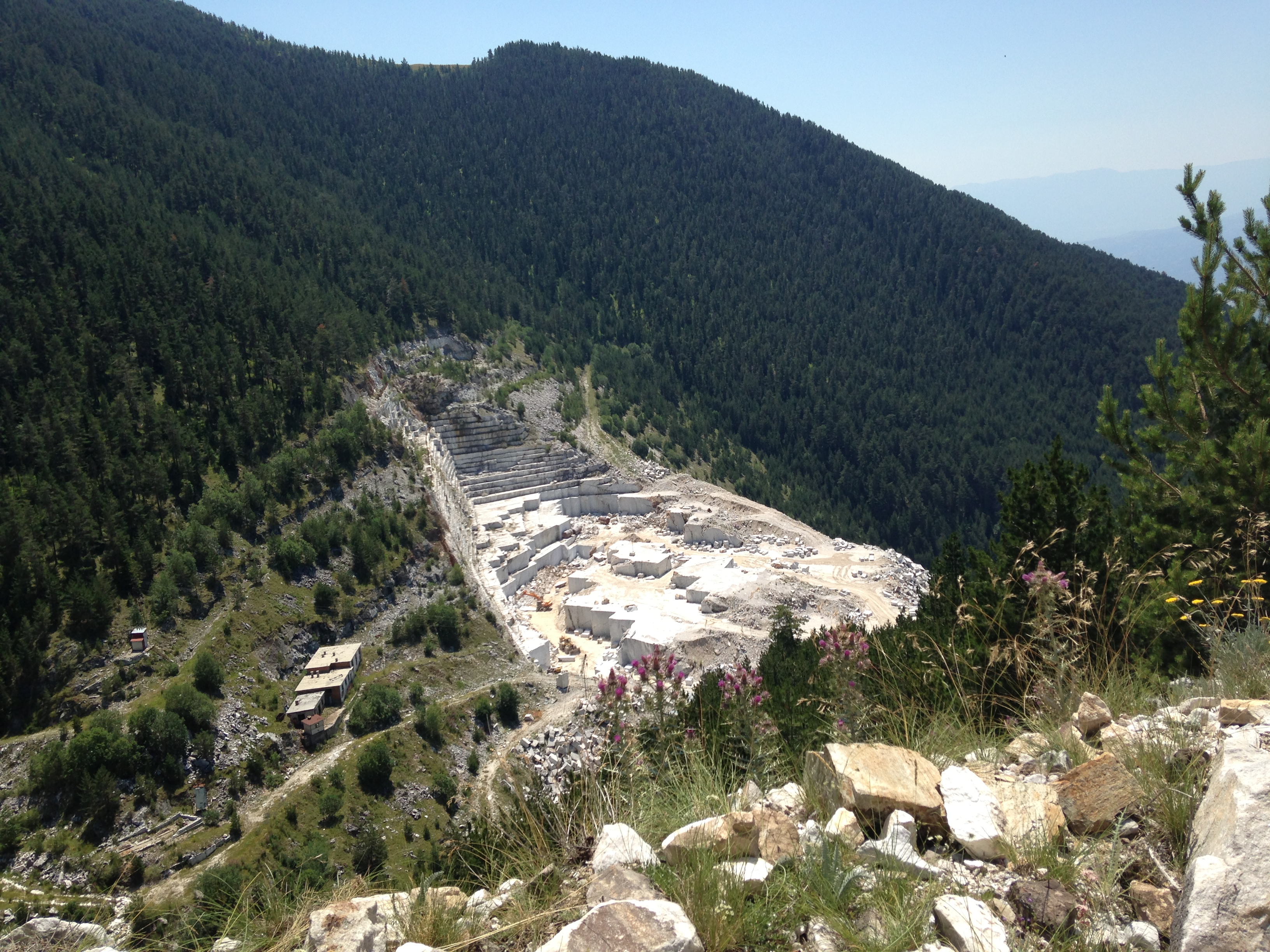 Quarry Mura East