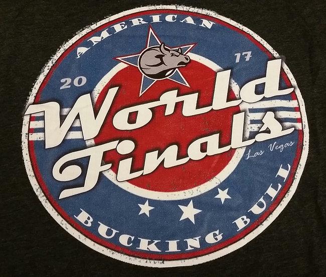 Grey 2017 World Finals T-Shirt