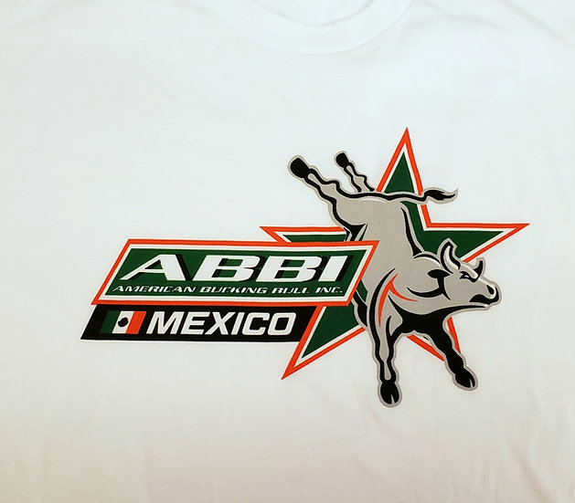 ABBI Mexico T-Shirt - White
