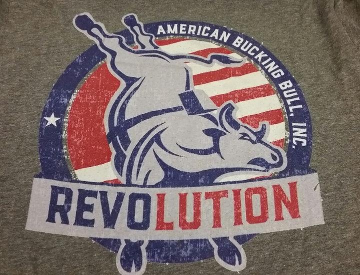 Grey Revolution T-Shirt