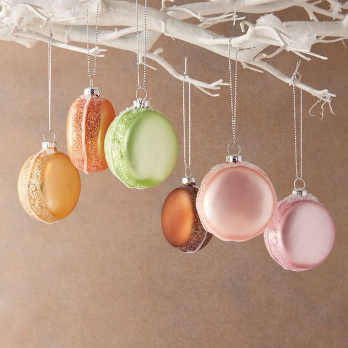 The Best Foodie Ornaments
