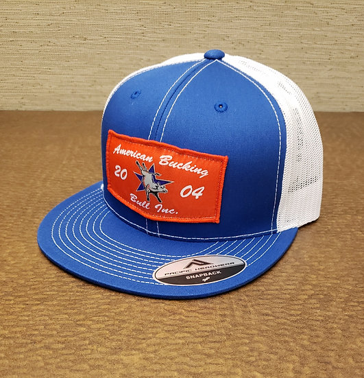 2004 ABBI Cap - Blue/Red