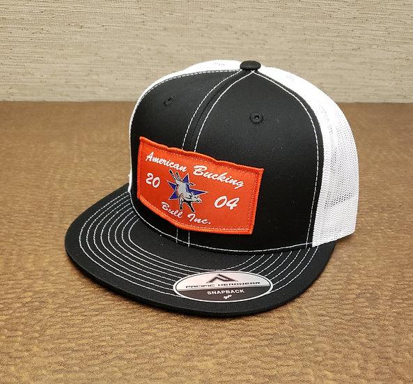 2004 ABBI Cap - Black/Red