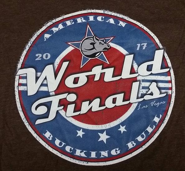 Brown 2017 World Finals T-Shirt