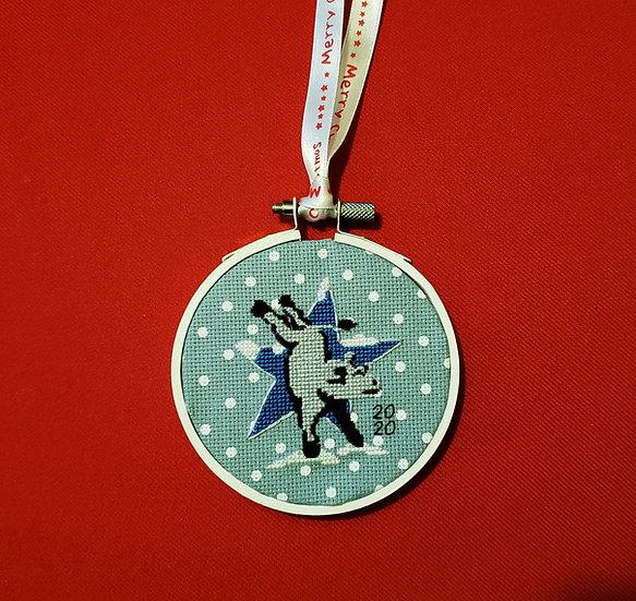 2020 ABBI Christmas Ornament