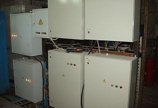 Пылевлагозащищенный закрытый электрический ящик ip65/ ip69 с цветодиодным оповещением