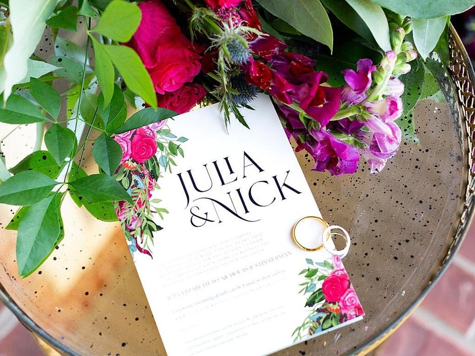 Julia & Nick Berman