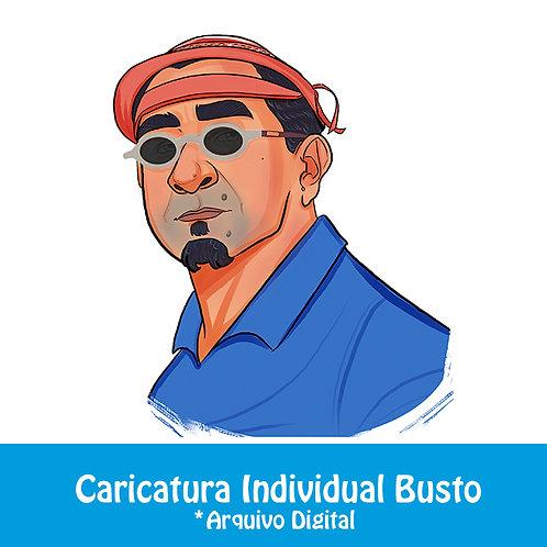 Caricatura Individual Busto