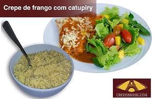FRANGO COM CATUPIRY