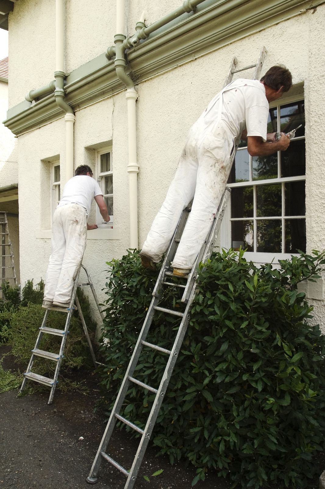External Painting Works
