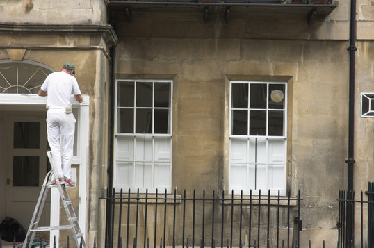 commercial painting Nottingham
