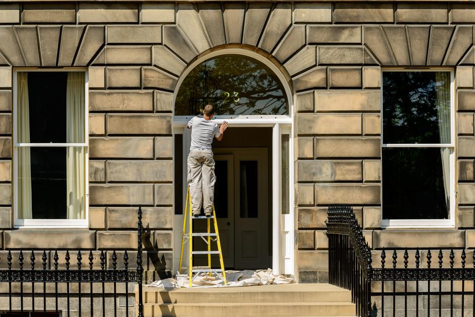 Exterior painting Birmingham