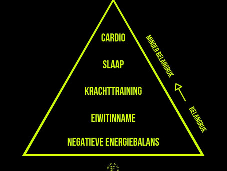 Fatloss Pyramid