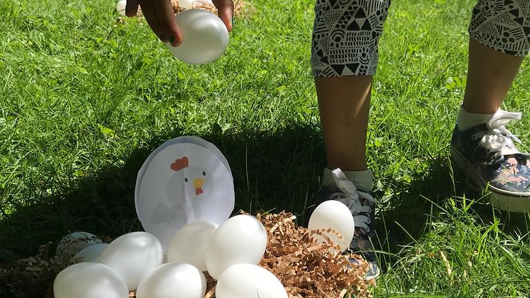 NewEarthChildren Crueltyfree Egghunt