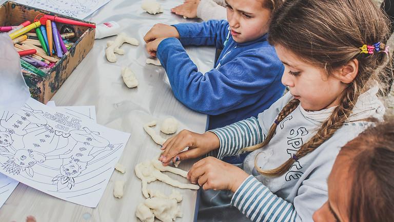 NewEarthChildren Workshop im Lebenshof Lebensparadies