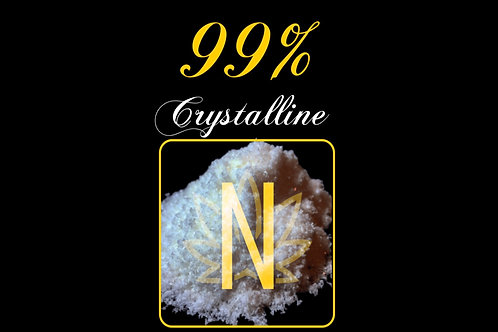 1000mg Container 99% Pure Crystals