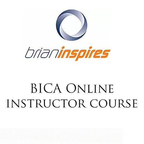 BICA Online Instructor Course