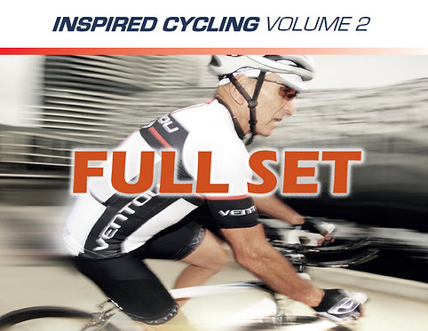 Inspired Cycling VOL2 Full Set (MP3)