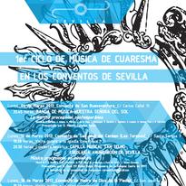 Cartel I ciclo conventos