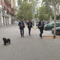 Con Miguel y Chicuelo
