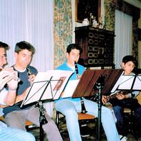 Primer ensayo de San Telmo (2001)