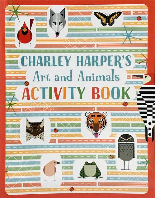 Art and Animals Activity Book - Charley Harper