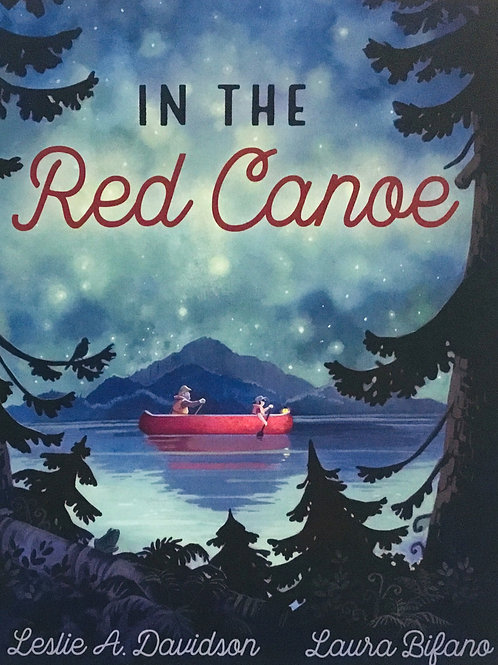In The Red Canoe: Ages 4 +