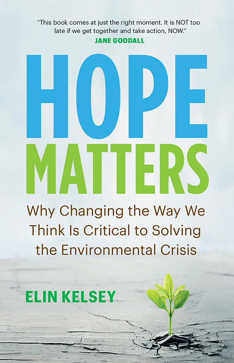 Hope Matters: Why Changing the Way We Think is Critical...