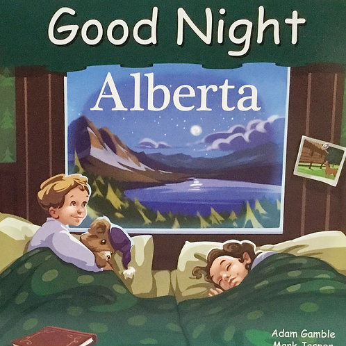 Good Night Alberta: Ages 1 +