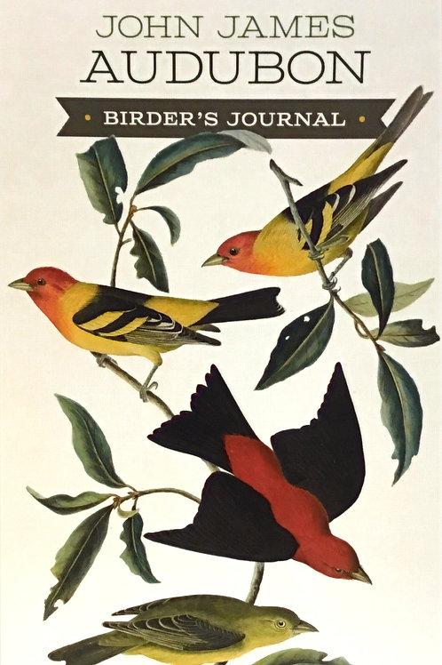 John James Audubon Birder's Journal
