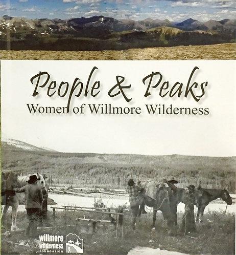 People & Peaks: Women of Willmore Wilderness