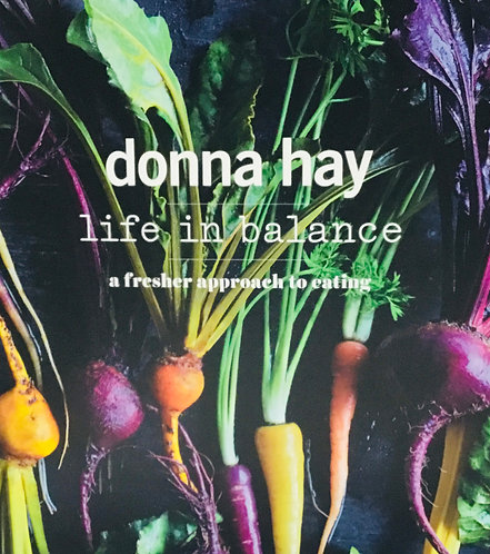 Life in Balance: Donna Hay