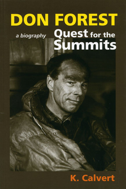 Don Forest Quest for the Summits