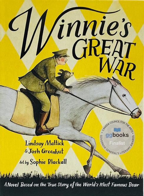 Winnie's Great War: Ages 8 +