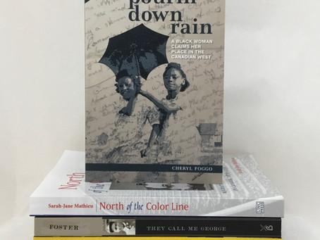 February Winner of the Alberta Reads Book Club is...