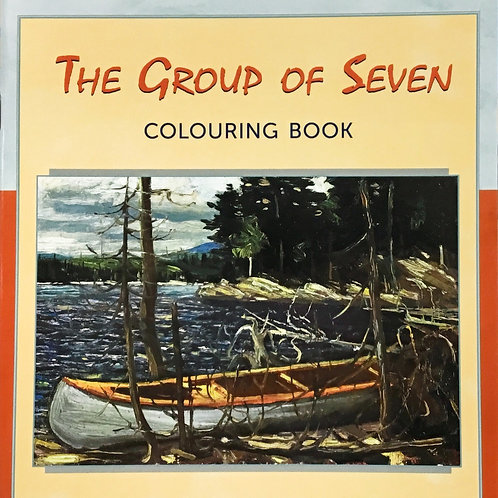 The Group of Seven Colouring Book