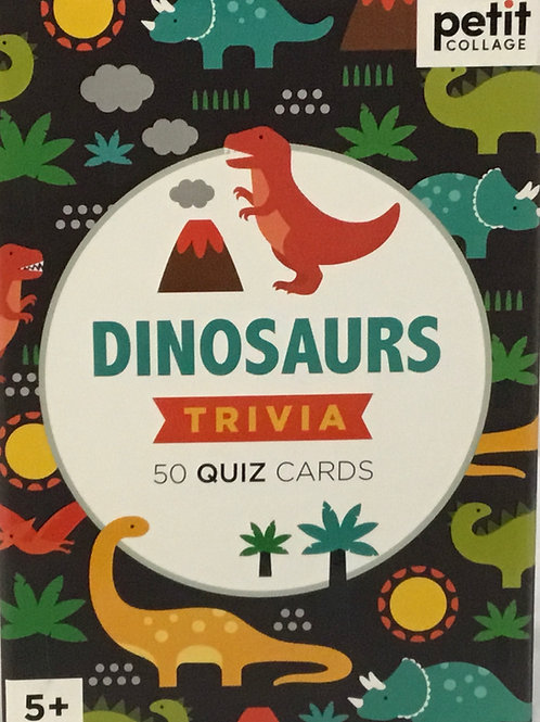 Dinosaurs Trivia - Ages 5+