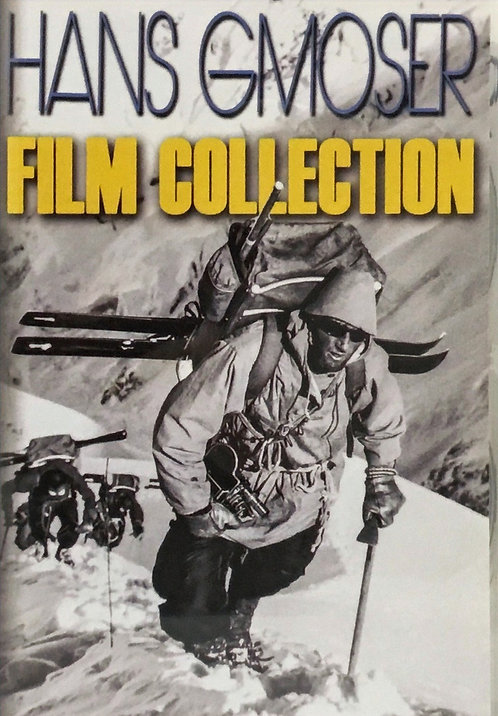Hans Gmoser Film Collection - 10 DVD Set - Collectors Edition